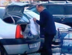 Basescu se alatura celor care boicoteaza produsele care isi fac reclama la Antene