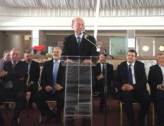 Basescu se inscrie in PMP. Urmeaza o candidatura?