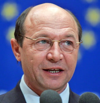 Basescu se intalneste cu Barroso, Van Rompuy si Reding