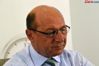 Basescu se intreaba cat de corecta e ancheta de la Nana: Parchetul General il reclama la CSM