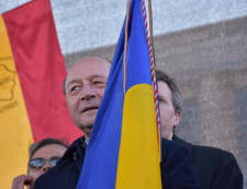 Basescu se retrage de la sefia PMP: Ce vreti sa ajung ca Iliescu sa ma tarai prin partid?