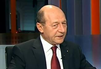 Basescu se vede premier: Pot face echipa cu oricine. E pacat de cata experienta am acumulat (Video)