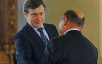 Basescu si Antonescu la o bere (Opinii)