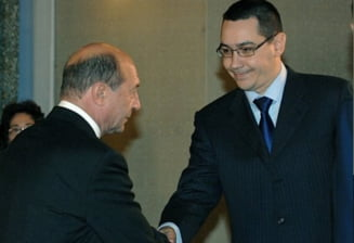 Basescu si Ponta au discutat pe tema reprezentarii Romaniei la Bruxelles