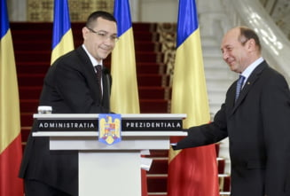 Basescu si Ponta se intalnesc cu Barroso - separat si la cererea lor (Video)