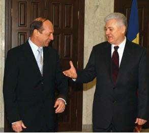 """Basescu si-a """"pus in cap"""" vecinii Romaniei"""