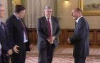 Basescu si delegatia FMI, intalnire de urgenta la Cotroceni