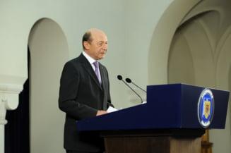 Basescu someaza Rusia: Sa inceteze imediat orice fel de sprijin pentru trupele separatiste