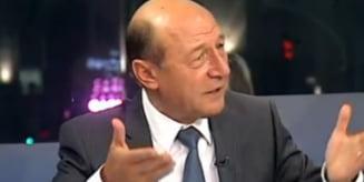 """Basescu spune ca """"strada"""" nu mai sperie pe nimeni: S-au speriat cand erau 20.000-30.000 de oameni"""