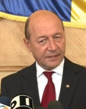 Basescu spune ca Romania are drone, dar ne unim sa mai cumparam 5