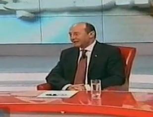 Basescu spune ca are o caseta compromitatoare pentru Geoana