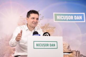 Basescu spune ca doar Nicusor Dan o poate bate pe Firea: Toti ar trebui sa ne strangem in jurul lui