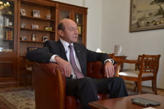 """Basescu spune ca nu a vazut """"lista lui Gadea"""": Eu eram la garaj atunci"""