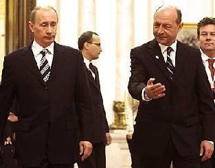 Basescu supara Moscova?