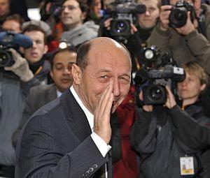 Basescu sustine ca Nica a pus arhiva DGIPI la dispozitia lui Vanghelie