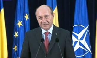 Basescu vrea mai multe nave NATO in Marea Neagra: Pot exista riscuri pentru Romania, Bulgaria (Video)