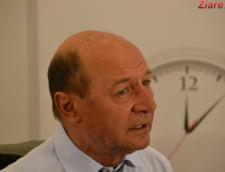 Basescu vrea sa o viziteze pe Bica acasa: M-as bucura enorm, daca e de acord si sotul