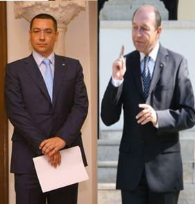 Basescu vs. Ponta - Oglinda, oglinjoara, cine-i mai semet in tara? (Opinii)