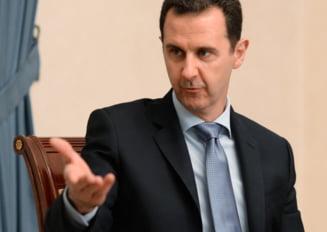 Bashar al-Assad este acuzat oficial ca a folosit arme chimice impotriva civililor - raport ONU