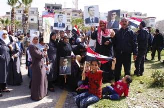 Bashar al-Assad se pregateste sa fie reales presedinte al Siriei