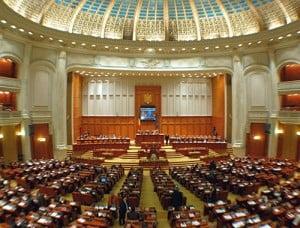 Bataia pestelui in Parlament