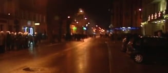 Bataie in strada, dupa ce un polonez a fost ucis de patru cetateni straini