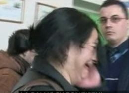 Bataie la scoala: profesoara versus politist