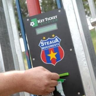 Bataie pe bilete la Steaua - Craiova