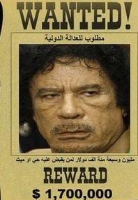 Batalia finala in Libia: Gaddafi, incoltit de rebeli