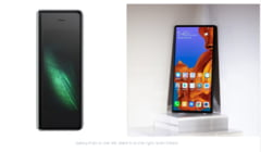 Batalia gigantilor pliabili: Samsung Galaxy Fold versus Huawei Mate X