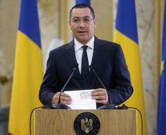 Batalia pentru Cotroceni. De ce Victor Ponta are nevoie de Tariceanu? (Opinii)