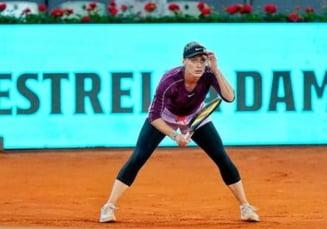 Batalie dramatica dusa de tenismena Ana Bogdan. S-a luptat de la egal la egal cu o fosta finalista la Roland-Garros