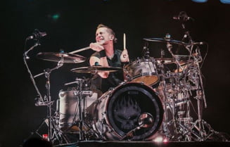 Bateristul trupei The Offspring susţine că a fost dat afară din formaţie pentru că nu se vaccinează anti-Covid