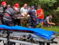 Batrana omorata in timp ce traversa strada. Accident rutier grav petrecut in judetul Arges