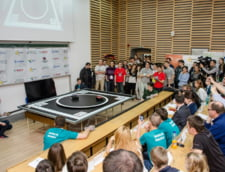 BattleLab Robotica - concurs international de Sumo Robotic