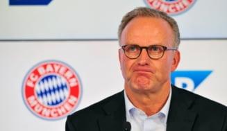 Bayern Munchen, atac grobian la adresa Borussiei Dortmund