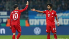 "Bayern Munchen, debut ''en fanfare"" cu Schalke 04 in noul sezon din Bundesliga"