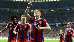 Bayern Munchen, virtual campioana in Bundesliga
