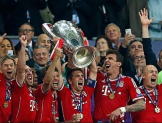 Bayern Munchen a castigat finala Ligii Campionilor