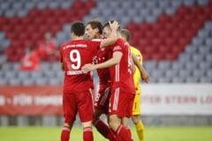 Bayern Munchen a castigat titlul de campioana in Bundesliga