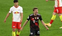 Bayern Munchen a pus capat luptei pentru titlu in Bundesliga. Cum s-a incheiat marele derby al campionatului german