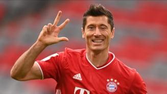 Bayern Munchen a revenit de la 0-2 si a castigat derbyul cu Dortmund