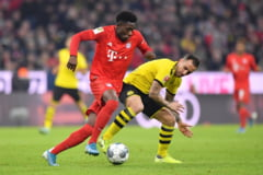 Bayern Munchen a spulberat-o pe Borussia Dortmund in derbiul Germaniei (Video)