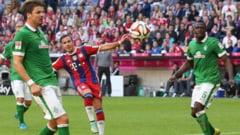 Bayern Munchen a sters pe jos cu Bremen