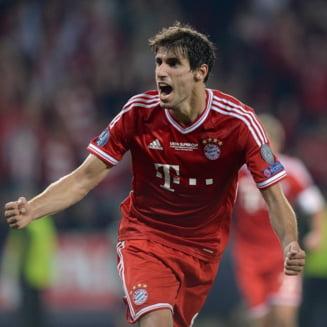 Bayern Munchen domina fotbalul european. Germanii au castigat si Supercupa Europei, in primul meci organizat de UEFA cu spectatori