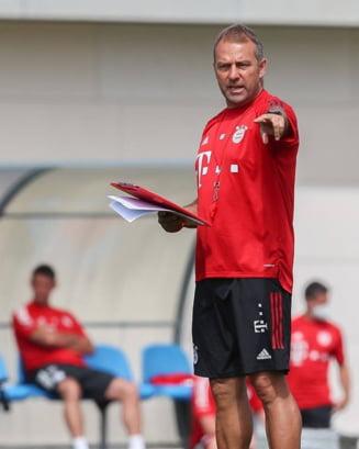 Bayern Munchen nu-si va schimba stilul de joc pentru Neymar si Mbappe, declara Hansi Flick