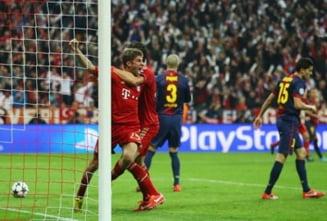 Bayern Munchen umileste Barcelona in semifinalele Ligii Campionilor (Video)