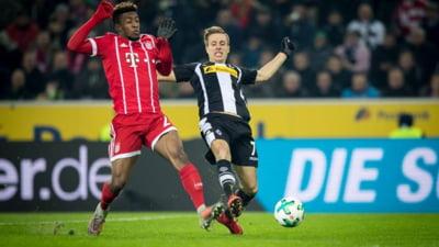 Bayern a bifat primul esec in Germania de la preluarea lui Jupp Heynckes