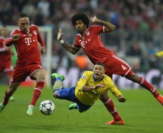 Bayern remizeaza cu Arsenal, dar se califica in sferturile Champions League