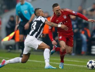 Bayern s-a distrat cu Juventus in Liga Campionilor